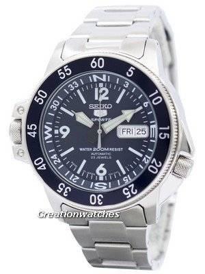 Refurbished Seiko 5 Sport Automatic Diver\'s SKZ209 SKZ209J1 SKZ209J 200M Men\'s Watch