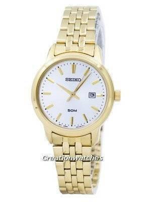 Refurbished Seiko Neo Classic Quartz SUR660 SUR660P1 SUR660P Women\'s Watch
