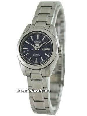 Refurbished Seiko 5 Automatic 21 Jewels SYMK15 SYMK15K1 SYMK15K Women\'s Watch