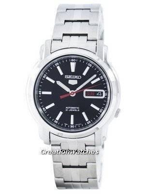 Refurbished Seiko 5 Automatic 21 Jewels SNKL83 SNKL83K1 SNKL83K Men\'s Watch