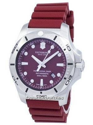 Victorinox I.N.O.X. Swiss Army Professional Diver 200M Quartz 241736 Men's Watch