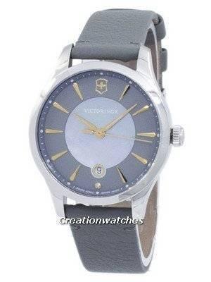 Relógio Victorinox Alliance pequeno exército Suíço quartzo 241756 feminino