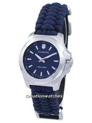 Victorinox I.N.O.X. V Swiss Army Quartz 200M 241770 Women's Watch