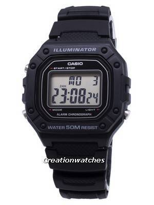 Casio Youth W-218H-1AV W218H-1AV Digital Men\'s Watch