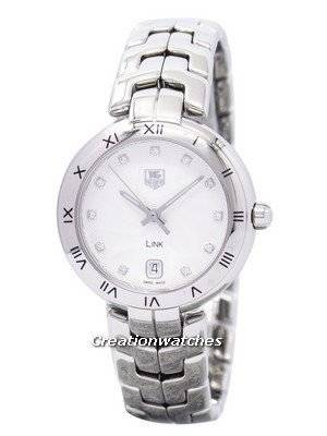 Tag Heuer Link Bracelet Diamond Dial WAT1311.BA0956 Women's Watch