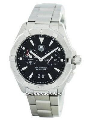 Tag Heuer Aquaracer Quartz Alarm 300M WAY111Z.BA0928 Men\'s Watch