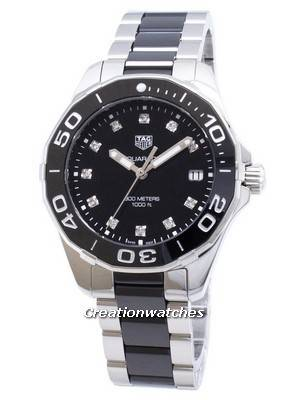 Tag Heuer Aquaracer WAY131C.BA0913 Quartz Analog 300M Women's Watch