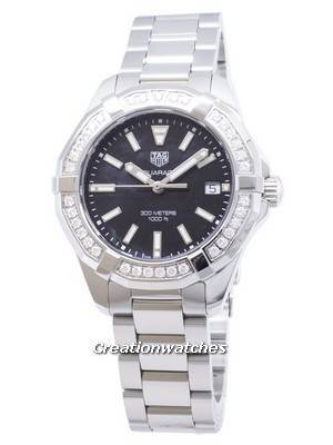 Tag Heuer Aquaracer WAY131P.BA0748 Diamond Accents Quartz 300M Women's Watch