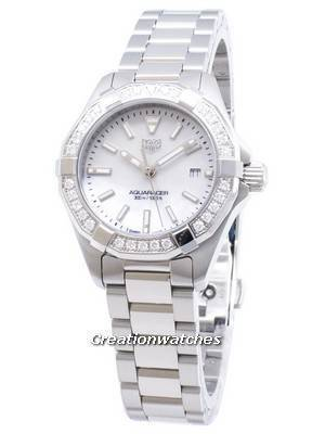 Tag Heuer Aquaracer WBD1413.BA0741 Diamond Accents Quartz 300M Women's Watch