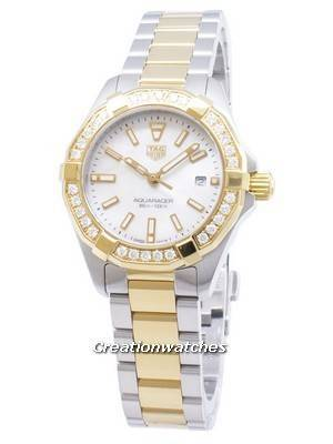 Tag Heuer Aquaracer WBD1421.BB0321 Diamond Accents Quartz 300M Women's Watch