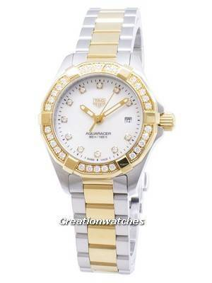 Tag Heuer Aquaracer WBD1423.BB0321 Diamond Accents Quartz 300M Women's Watch