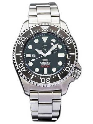 Orient Professional WV0101EL Saturation Diver 300M Power Reserve Men's Watch
