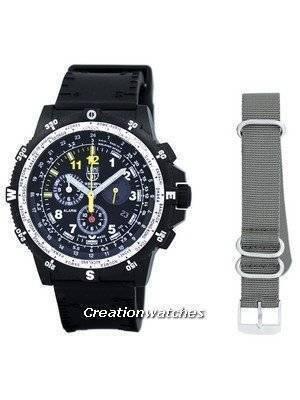 Luminox Recon Team Leader Chronograph 8840 Series Quartz XL.8841.KM.SET Men's Watch