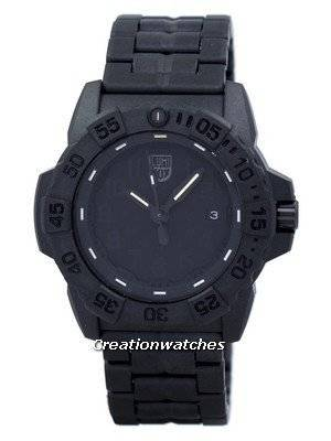 Luminox Navy Seal 3500 Series XS.3502.BO Relógio de quartzo para homem