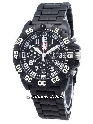 Luminox Navy Seal Colormark Chronograph 3080 Series Swiss Made 200M XS.3082 Men's Watch