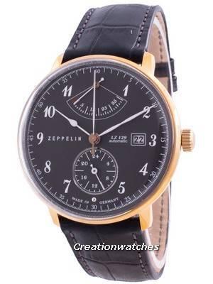 Zeppelin Hindenburg LZ129 Automatic 7064-2 70642 Men\'s Watch