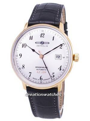 Zeppelin Series LZ 129 Hindenburg ED.1 Germany Made 7068-1 70681 Men's Watch