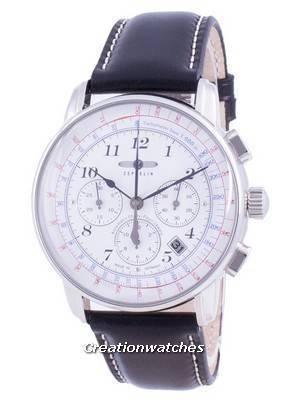 Zeppelin LZ126 Los Angeles Chronograph Automatic 7624-1 76241 Men\'s Watch