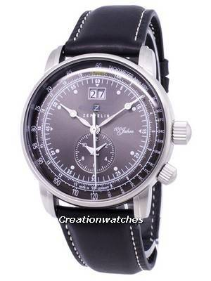 Zeppelin Series 100 Years ED.1 Germany Made 7640-2 76402 Men's Watch