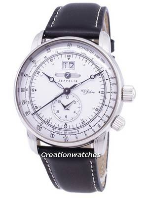 Zeppelin Series 100 Years ED.1 Germany Made 7640-4 76404 Men's Watch