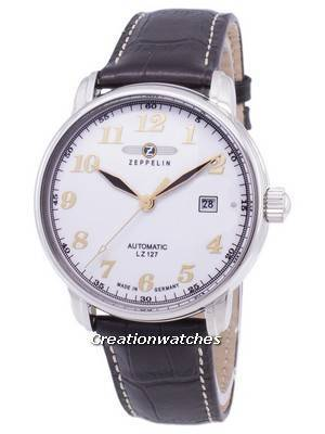 Zeppelin Series LZ127 Graf Germany Made 7656-1 76561 Men's Watch