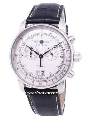 Zeppelin Series 100 Years ED.1 Germany Made 7690-1 76901 Men's Watch