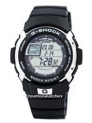 Casio G-Shock World Time G-7700-1DR G7700-1DR Men's Watch