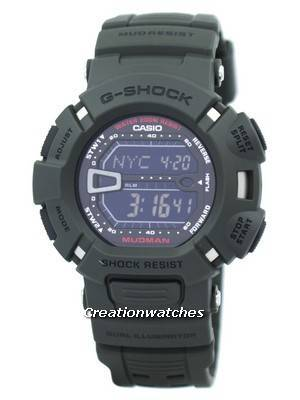 Casio G-Shock Mudman G-9000-3 G9000-3 Men's Watch
