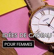 Idées cadeaux pour les femmes